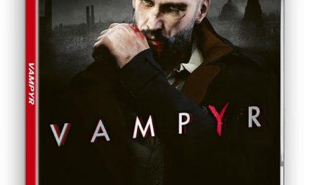 NP: Vampyr le hincará el diente a Switch el 29 de octubre