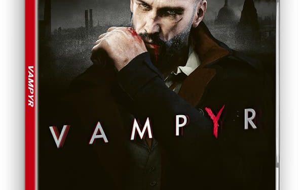 NP: Vampyr ya a la venta en la consola Nintendo Switch