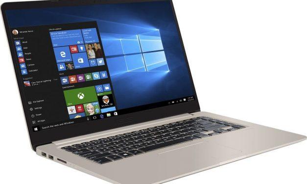 NP: ASUS presenta los nuevos VivoBook S14 y S15