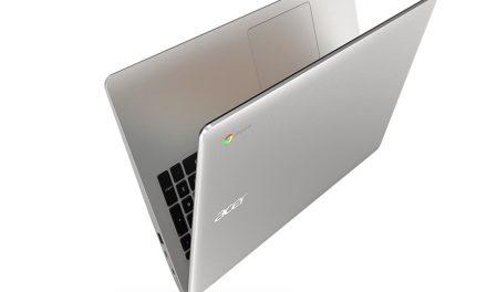 NP: Acer presenta una serie completa de Chromebooks para la diversión en familia, el entretenimiento y la productividad