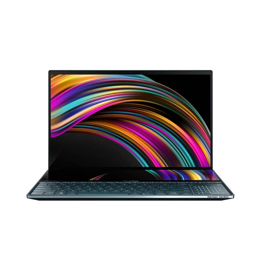 NP: ASUS lanza el ZenBook Pro Duo (UX581) con la revolucionaria ScreenPad Plus