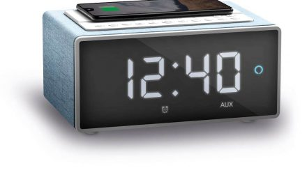 NP: Smart Speaker Wake Up, el primer altavoz despertador con Amazon Alexa integrada de Energy Sistem, se presenta en IFA Berlín 2019