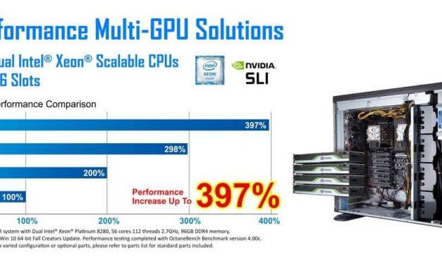 NP: GIGABYTE presenta el servidor certificado por NVIDIA RTX Server W42G-P08R