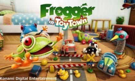 NP: Frogger en Toy Town, basado en el Arcade Classic, en exclusiva para Apple Arcade
