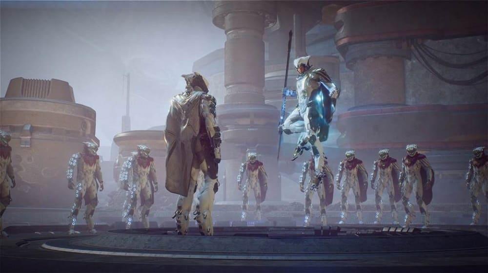 NP: Anthem llega a la biblioteca de Origin Access en PC y EA Access en Xbox One y PlayStation 4