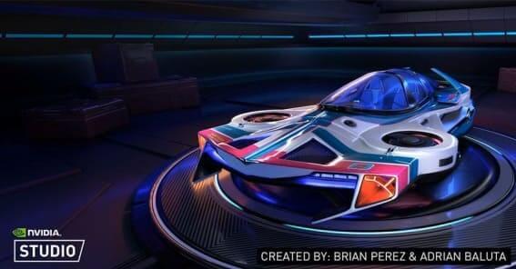 NP: NVIDIA lanza un nuevo Studio Driver para Cinema 4D R21 y otras aplicaciones creativas