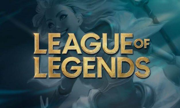 NP: Celebración del décimo aniversario de League of Legends