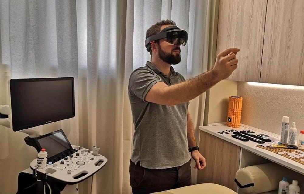 NP: Llega el primer software que permite convertir a 3D en tiempo real las imágenes de diagnóstico médico usando las gafas de realidad mixta de Microsoft (y es español)