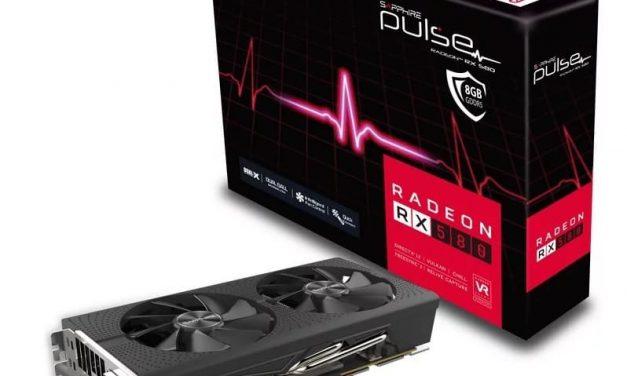 NP: Gaming a 1080p de alto rendimiento por debajo de 180 € con la GPU AMD Radeon RX 580 8GB