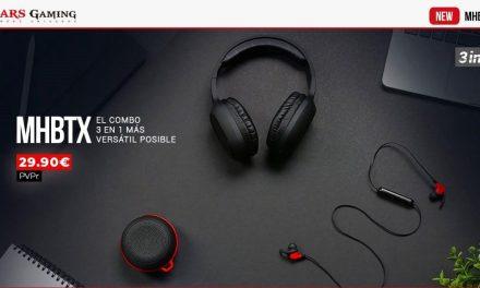 NP: Nuevo combo de audio 3 en 1 MHBTX – Llévate la música a cualquier parte