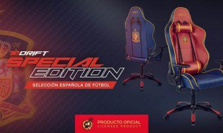 NP: Drift presenta la nueva Edición Especial Real Federación Española de Fútbol