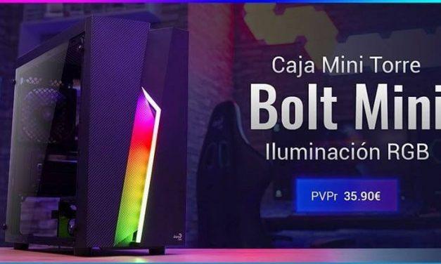 NP: Nueva Bolt Mini – Una torre compacta de diseño RGB