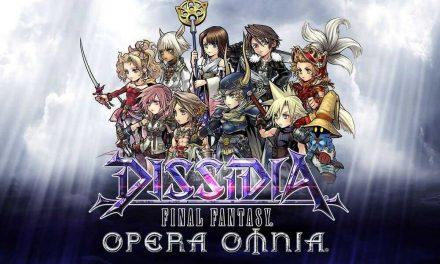 NP: Square Enix inicia la caída con DISSIDIA FINAL FANTASY OPERA OMNIA con promociones in-game