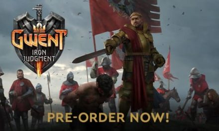 NP: GWENT: ¡Se revela la expansión de Iron Judgement! Oferta de preventa ya disponible!