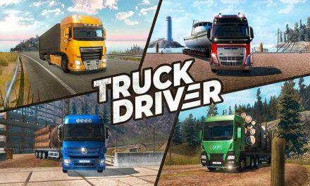 NP: Truck Driver se ha preparado para el lanzamiento y ya se encuentra disponible en PlayStation 4 y Xbox One