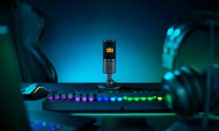 NP: Transforma tus streams con el nuevo micrófono Razer Seiren Emote