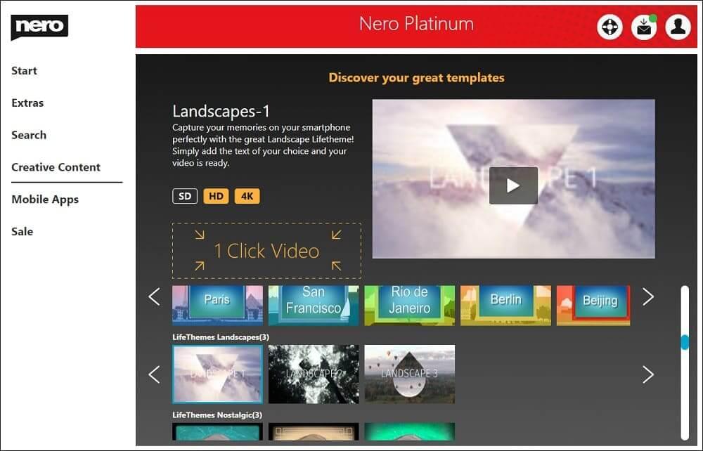 NP: El nuevo Nero Platinum, ¡ahora en dos potentes versiones!