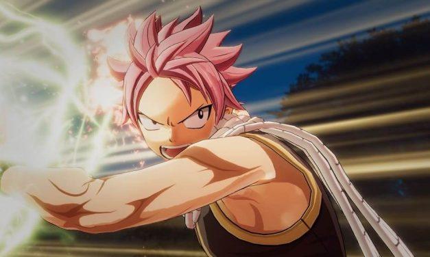 NP: El sistema de batallas mágicas, los ataques al unísono y los nuevos personajes de Fairy Tail