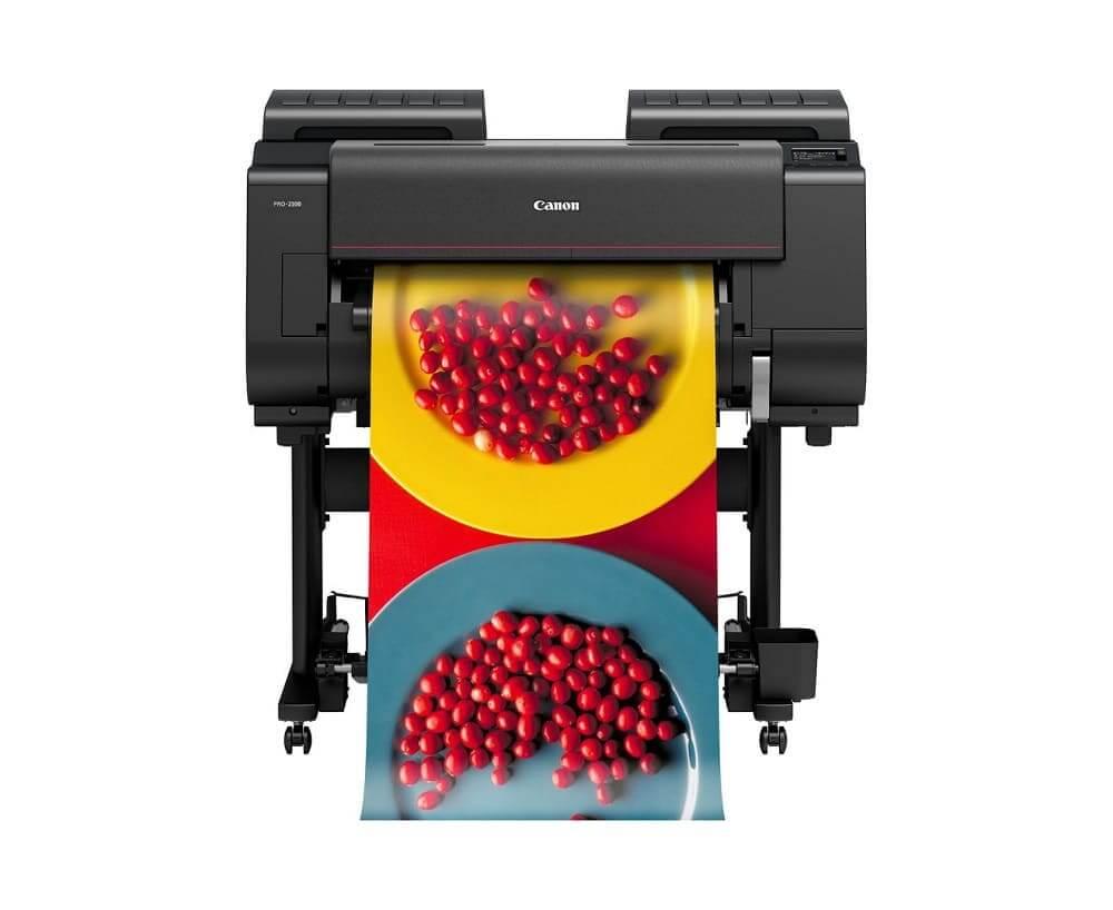 NP: La impresión de gran formato sin complicaciones ya es posible con la nueva serie imagePROGRAF PRO