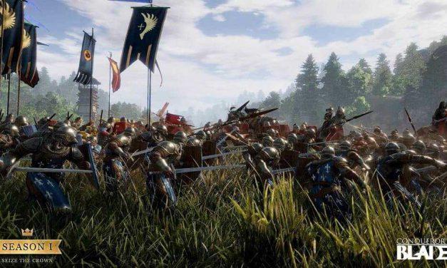 """NP: Conqueror's Blade da recompensas reales en su temporada 1: """"Seize the Crown"""""""
