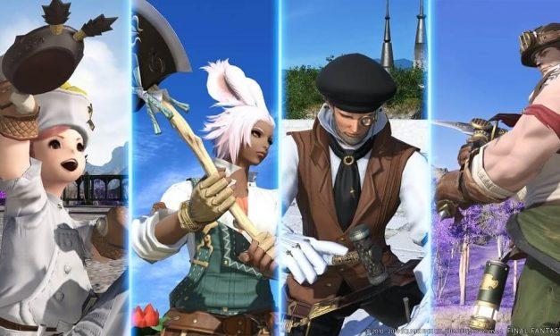 NP: El tráiler del Parche 5.1 de FINAL FANTASY XIV Online muestra gameplay de la Alliance Raid de Nier y revela su fecha de lanzamiento el 29 de octubre