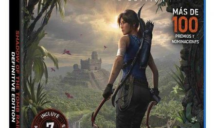 NP: Anunciado Shadow of the Tomb Raider: Definitive Edition