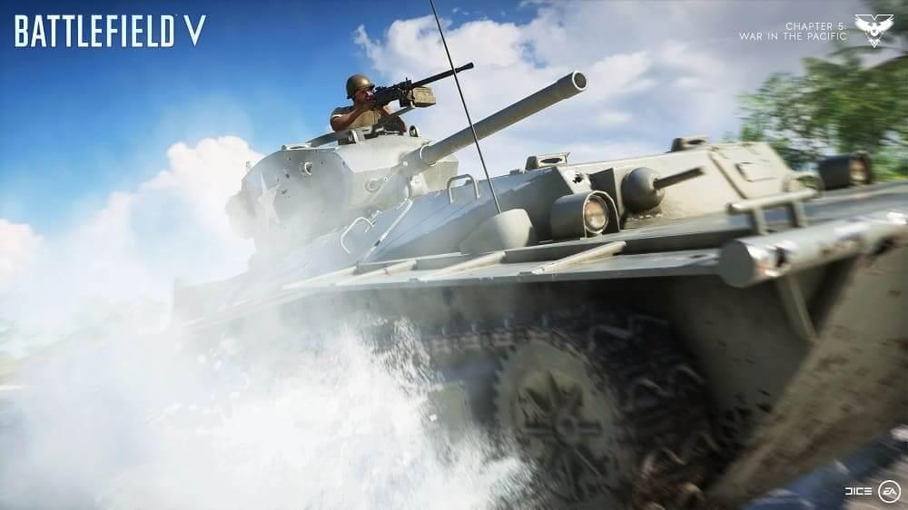 NP: La guerra del Pacífico estalla en Battlefield V, disponible el 31 de octubre