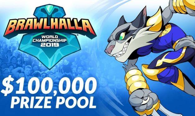NP: Ubisoft revela nuevos detalles sobre el Brawlhalla 2019 World Championship