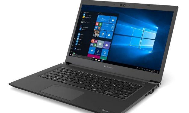 NP: Dynabook amplía su gama media con un portátil de 14″ para alto rendimiento