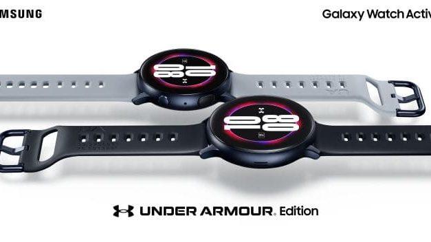 NP: Samsung Galaxy Watch Active2 Under Armour Edition llega a España
