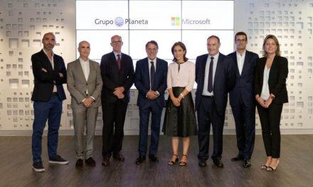 NP: Grupo Planeta y Microsoft firman un acuerdo de colaboración para integrar metodologías activas en la educación digital