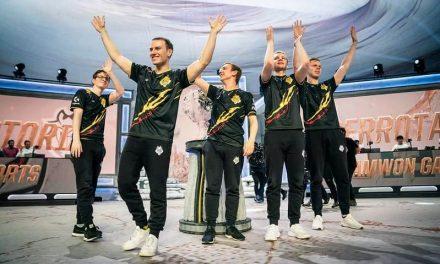 NP: G2 Esports será el único equipo europeo en semifinales de Worlds