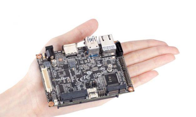 NP: GIGABYTE revela la nueva placa base Pico-ITX, GA-PICO3350
