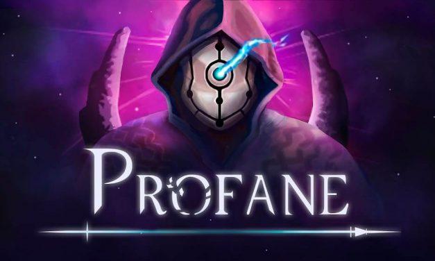 NP: Profane, ganador del premio a Mejor Juego de Acción en los premios Games Without Borders de Tencent ya está en Steam