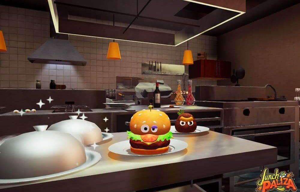 NP: Frenética diversión llena de comida Frolic: Lunch A Palooza ya se encuentra en Steam Early Access