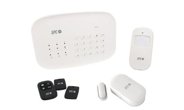 NP: Interceptio de SPC, un nuevo sistema de alarma inteligente sin cuotas