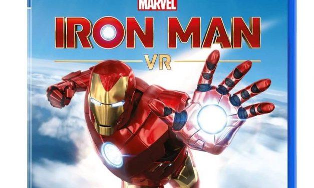 NP: MARVEL's Iron Man VR saldrá a la venta el próximo 28 de febrero
