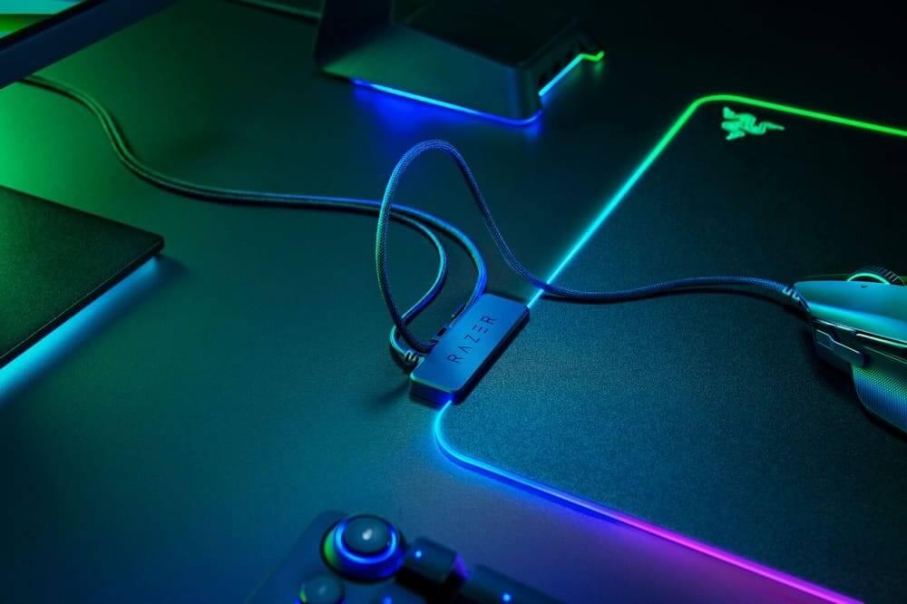 NP: Razer presenta la Firefly V2 - La alfombrilla RGB original regresa con más iluminación que nunca