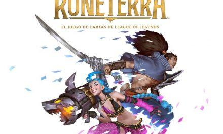 NP: Riot Games presenta Legends of Runeterra
