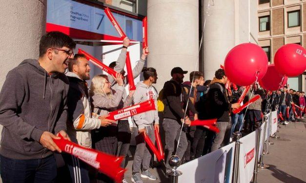 NP: OnePlus vuelve con una nueva Pop-up store en Barcelona