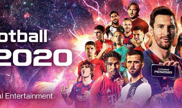 NP: Konami anuncia el lanzamiento global de eFootball PES 2020 paramóvil