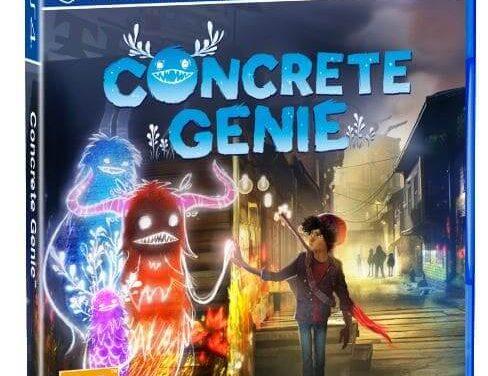 NP: Concrete Genie está disponible desde hoy en exclusiva para PlayStation 4 y PlayStation VR