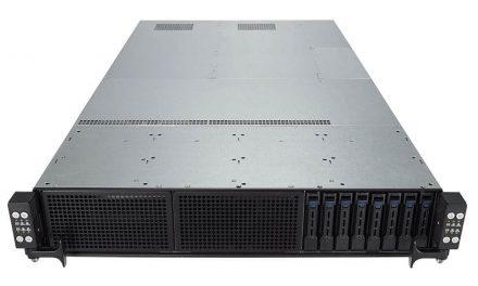 NP: ASUS establece 246 récords mundiales en rendimiento de servidores 1P y 2P