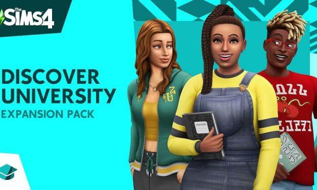 NP: Los Sims 4 presenta 'Días de Universidad', el próximo pack de expansión disponible el 15 de noviembre