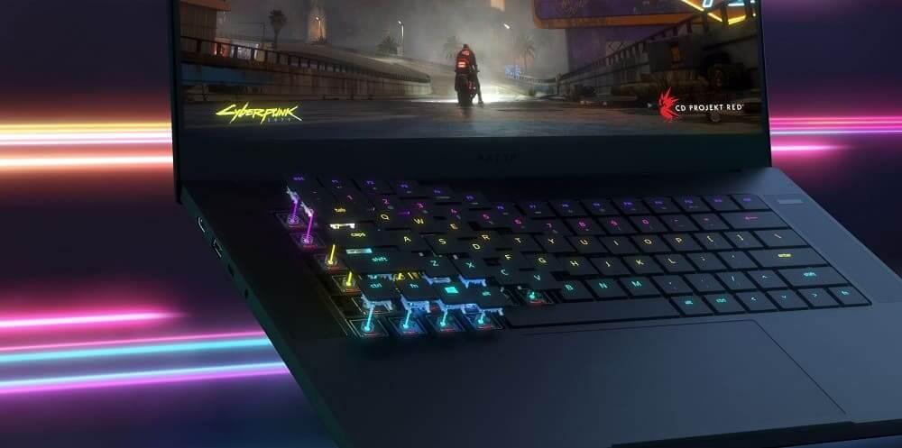NP: Razer presenta el primer teclado óptico para portátiles