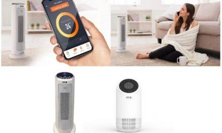 NP: Espirare y Calidum, dos pequeños aparatos electrodomésticos inteligentes de SPC para el bienestar en el hogar