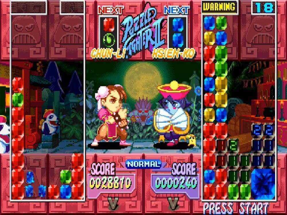 NP: Los juegos de puzles, deportes y plataformas de la Capcom Home Arcade en detalle