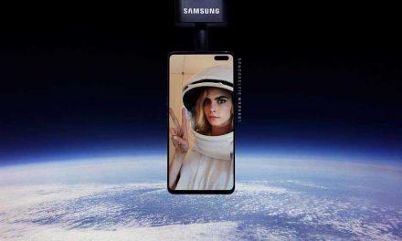 NP: Cara Delevingne y Samsung presentan el primer selfie del mundo enviado al espacio en un evento lleno de estrellas en Londres
