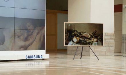 NP: El Televisor The Frame incluye en su Tienda de Arte obras del Museo Estatal Hermitage
