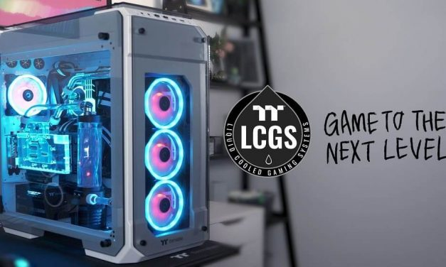 NP: La nueva Thermaltake Liquid Cooling Gaming System Online Store – Australia